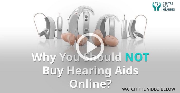 Here's Why You Should NOT Buy A Hearing Aid Online!