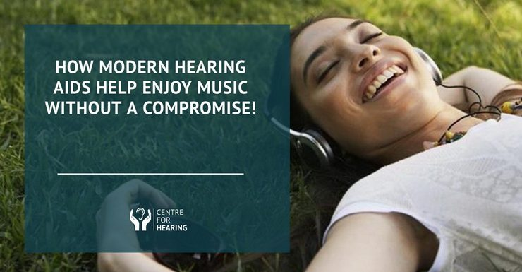 A Music Lover's Guide To Overcoming Hearing Loss – How Modern Hearing Aids Help Enjoy Music Without A Compromise!