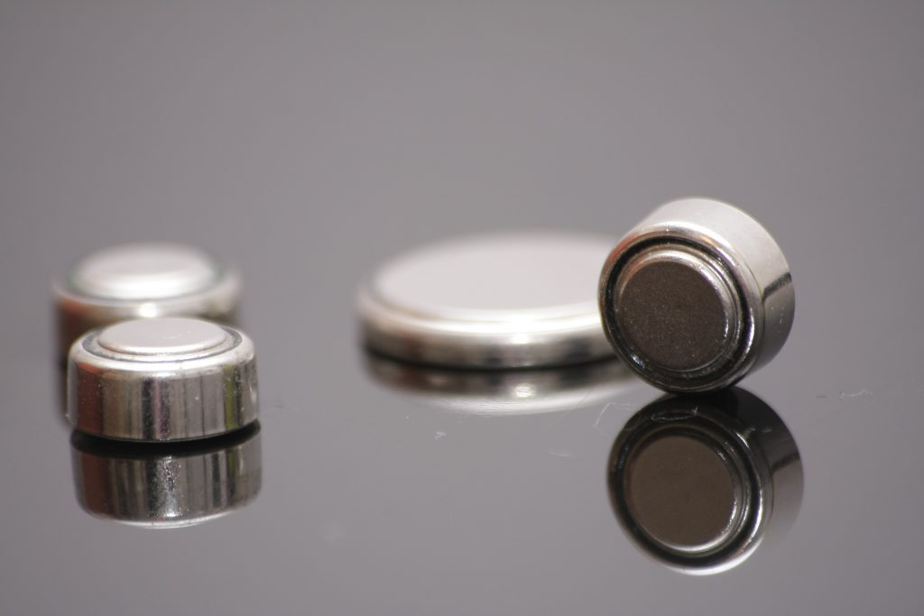 Conserve hearing aid batteries